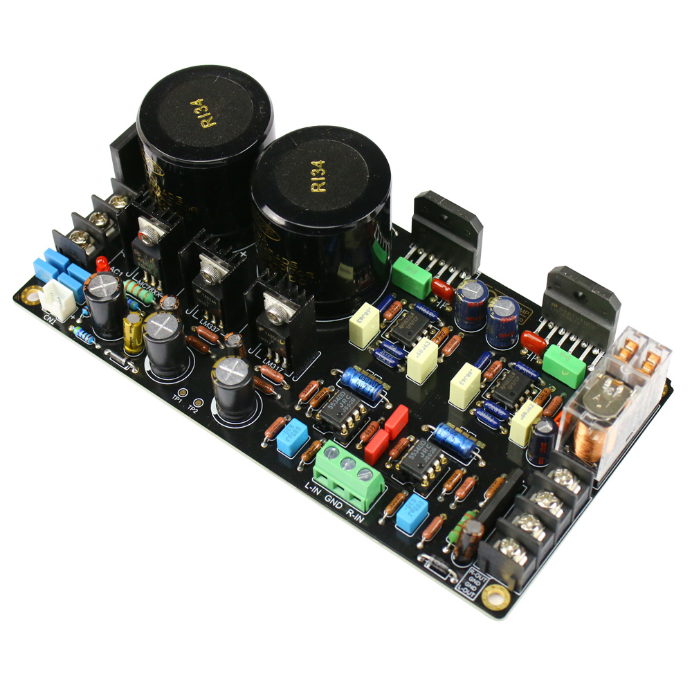 Placa LM3886 United Audio