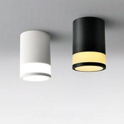 Nueva llegada Premium creativo montado en la superficie Downlight LED salón dormitorio pasillo entretenimiento 110/220 V accesorio de iluminación