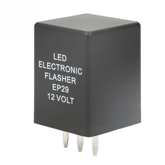 Pin Led Flasher Relay Wiring on led electronic flasher wiring, led flasher wiring diagram, led flasher relay schematic, 3 prong turn signal flasher wiring,