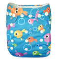 2016 Free Shipping ALVA Reusable and Washable Nappy with Insert YA28