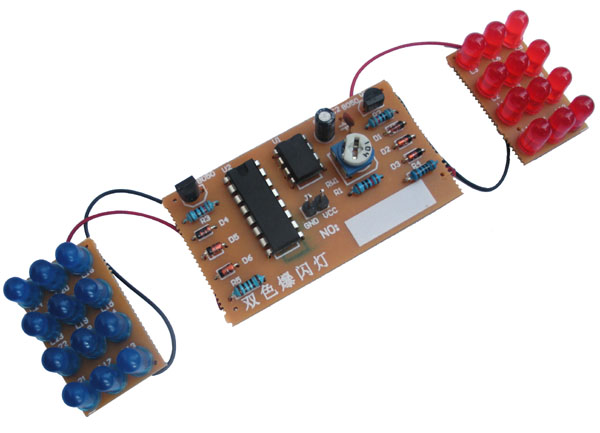 1. Introduction.   This suite adopts simulation light circuit made with NE555 and CD4017,the blue LED and red LED flashed altern мебель своими руками cd с видеокурсом
