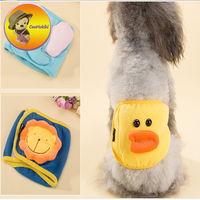 New Arrivals Easy Fit Male Pet Dog Puppy Doggy Physiological Pants Punk Skull Belly Band Diaper