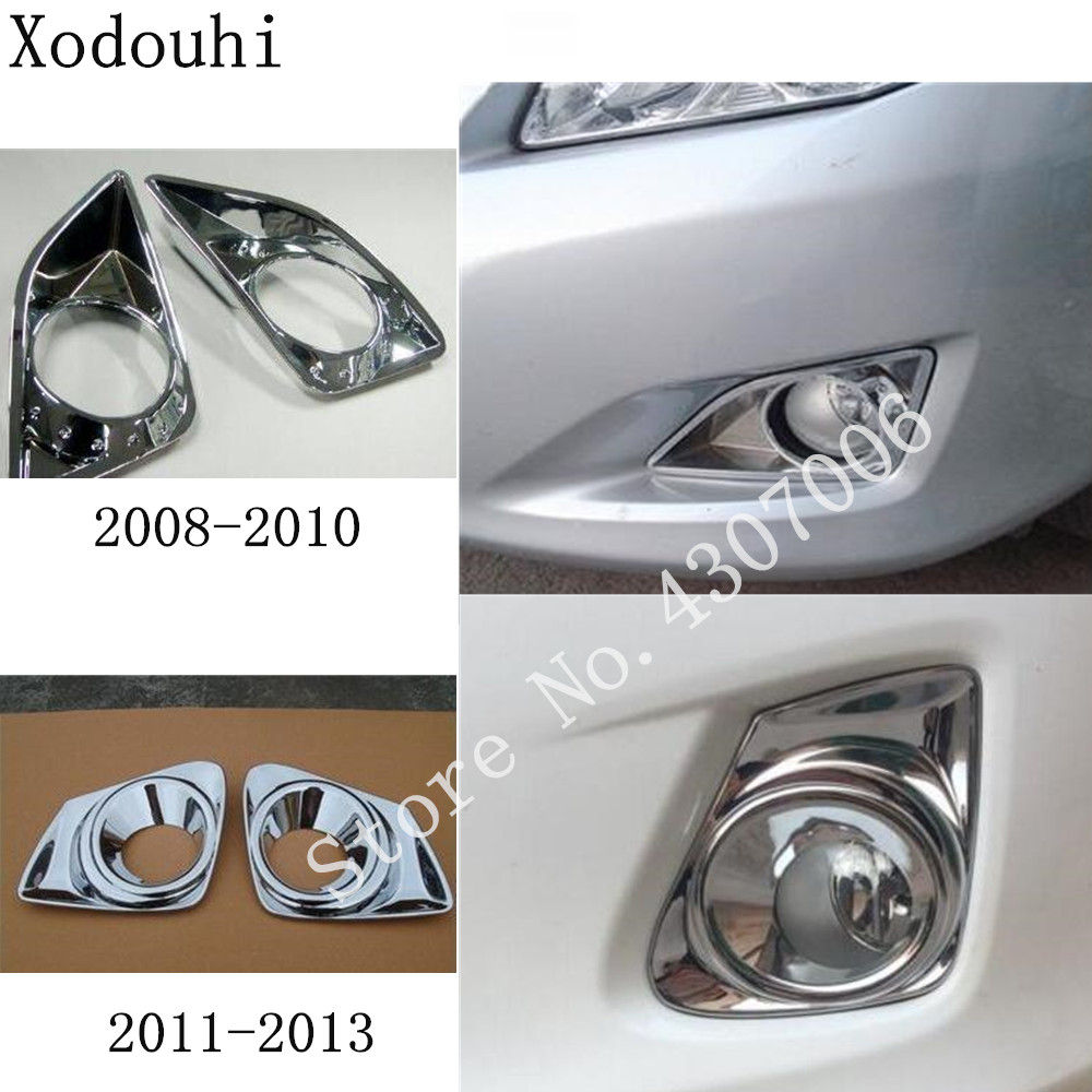 ABS Chrome Side Door Handle Cover Trim For 2019 Toyota Corolla Hatchback