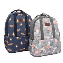 Cartoon Animal Travel Bag Waterproof Women Backpack Portable Tote Drop Shipping