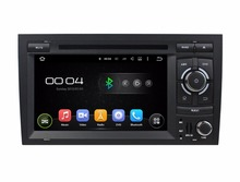 Quad Core Android 5.1 HD 2 din 7″ Car DVD Player for Audi A4 2003-2011 With GPS 3G/WIFI PC Bluetooth IPOD Radio TV USB 16GB ROM