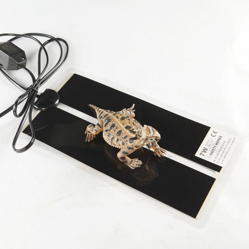 Pet Heating Pad Reptile Heater Heating Warm Tortoise Lizard Spider Winter Heating Pad EU / US Plug