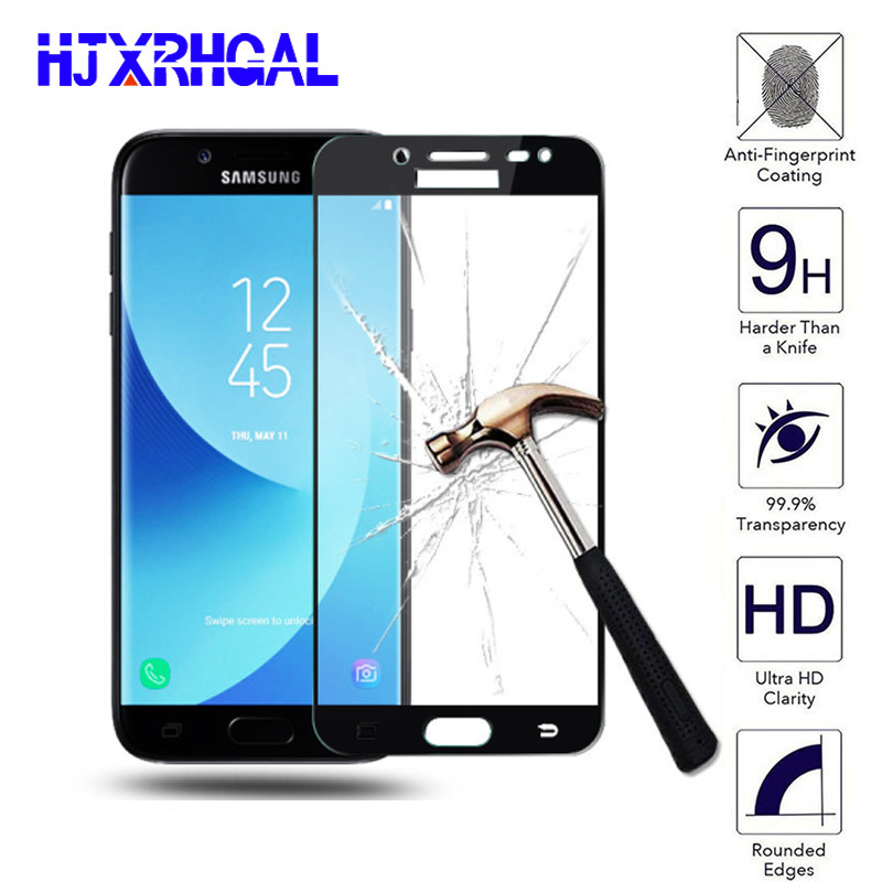 Tempered <font><b>Glass</b></font> For <font><b>Samsung</b></font> <font><b>Galaxy</b></font> A7 <font><b>A5</b></font> A3 <font><b>2016</b></font> 2017 <font><b>Glass</b></font> film For <font><b>Samsung</b></font> J3 J5 J7 <font><b>2016</b></font> 2017 <font><b>Full</b></font> <font><b>Cover</b></font> Screen Protective film image
