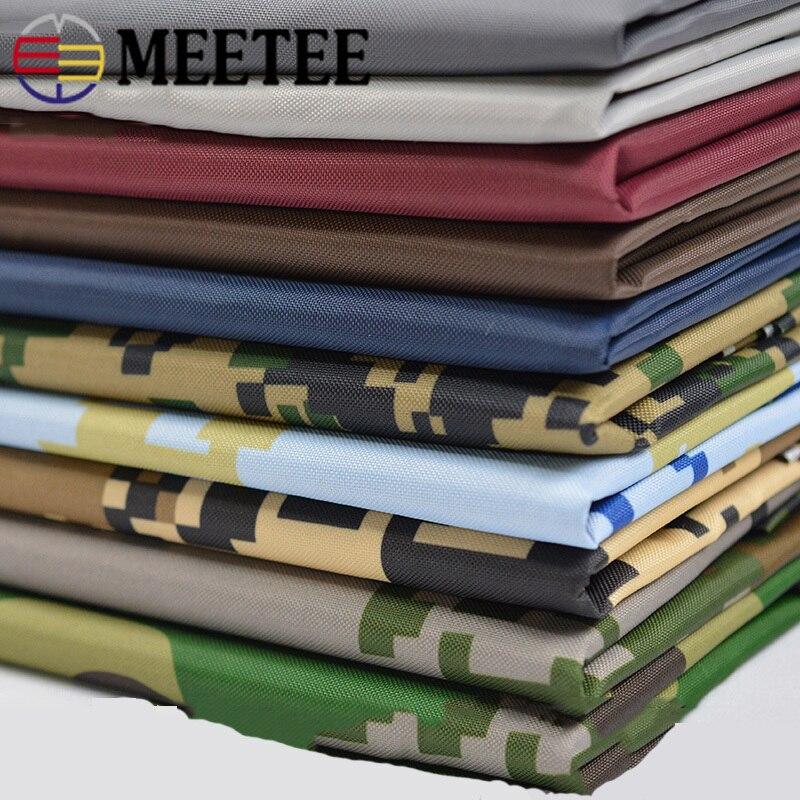 Encontro 100*150 centímetros 210D Camuflagem Tecido Impermeável Oxford Tecido DIY Saco de Pano À Prova de Chuva Ao Ar Livre Barraca de Guarda-chuva Material de Costura