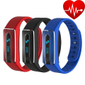 NFC Bluetooth HB02 Smart band bracelet Heart Rate Monitor IP67 waterproof sleep tracker Wristband for IOS Android phone