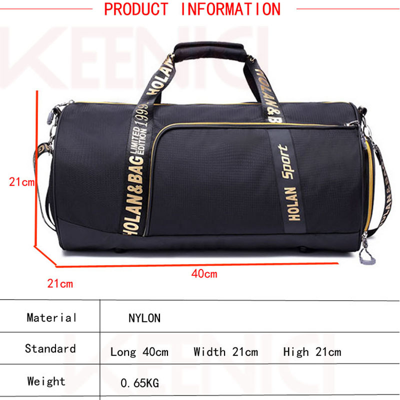 9afa7e35e8d 2017 Mini Vrouwen Sport Bag Waterdichte Nylon Grote Sporttas Brief Outdoor  Fitness Tas Vrouwen Basketbal Voetbal Multifunctionele Tas in 2017 Mini  Vrouwen ...