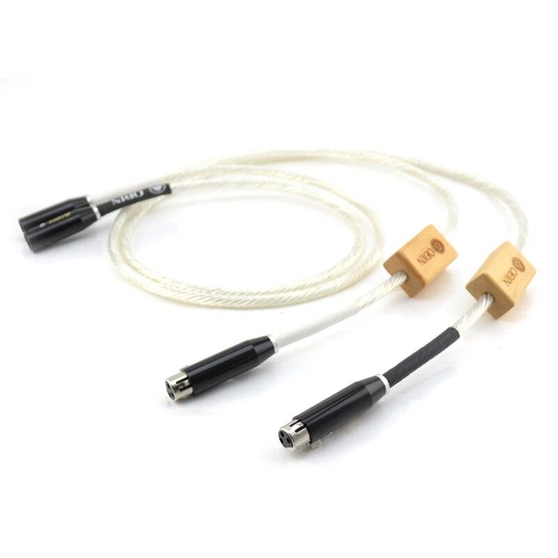 ᗑ】Envío libre par Nordost Odin XLR cable de audio de interconexión ...
