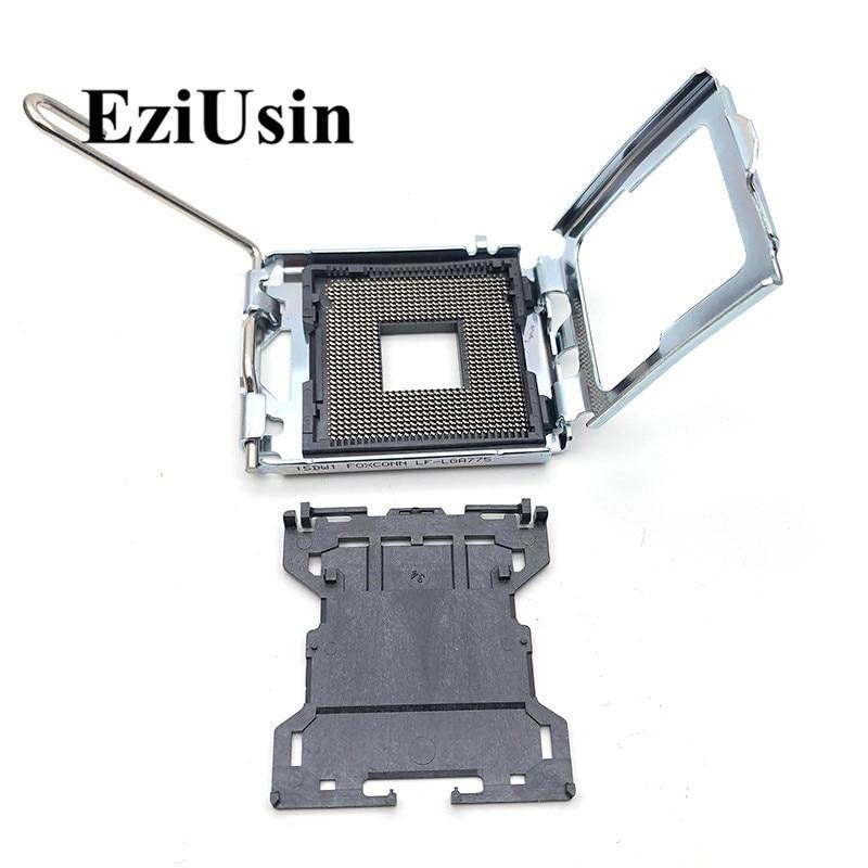 原装富士康 LGA775 CPU座子 775 CPU插座插槽 3H055311-S001-11F-白