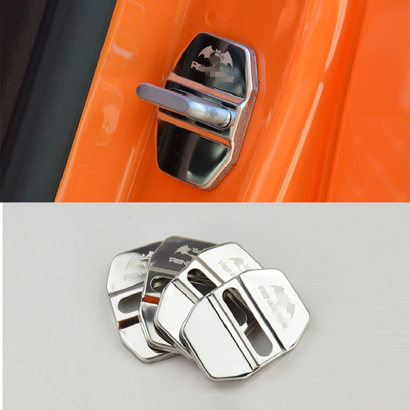 4шт / Комплект протектора замка дверей - Зовнішні аксесуари для автомобілів