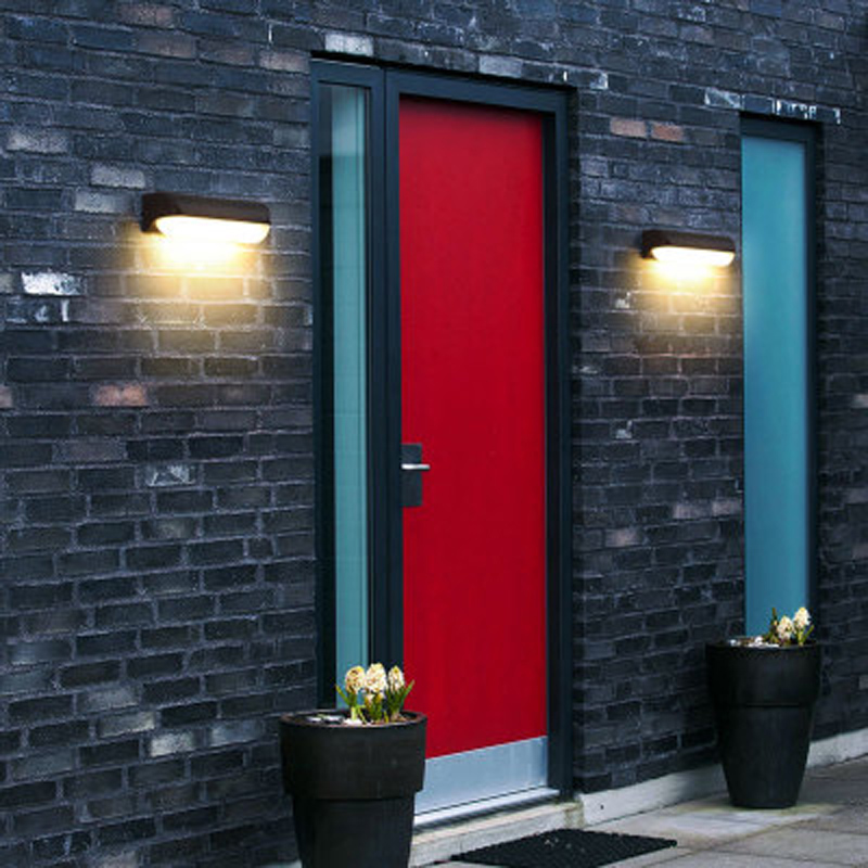 Outdoor Waterproof IP65 Wall Lamp Modern LED Wall Light ... on Led Wall id=62399
