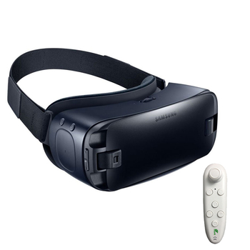 Gear VR 4.0 3D Glasses Built-in Gyro Sensor Virtual Reality Headset for Samsung Galaxy S9 S9Plus S8 S8+ S6 S6 Edge+ S7 S7 Edge 5