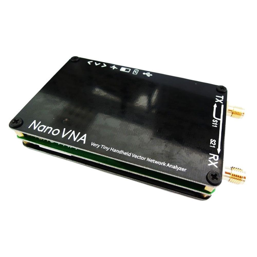 Vector Network Analyzer 50KHz 900MHz Digital Display Touching Screen Shortwave MF HF VHF UHF Antenna Analyzer Standing Wave