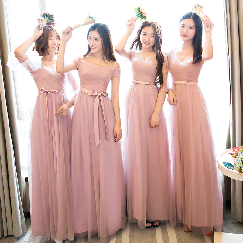 Online Get Cheap New Peach Bridesmaid -Aliexpress.com | Alibaba Group