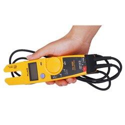 FLUKE T5 1000 1000 ciągłość napięcia prąd elektryczny  Tester miernika prądu cęgowego Tester fluktuacji napięcia Mierniki cęgowe    -