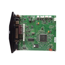 einkshop Used Formatter Board logic Main Board MainBoardFor zebra TLP 2844 TLP2844 LP 2844 LP2844 Printer formatter board 100% original main board for hp 5525 board motherboard color printer