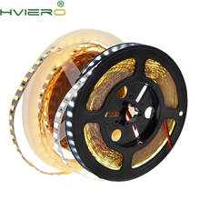 1 Roll 5M 5730 120Leds/m 600Leds Warm White Led Strip DC 12V IP20 Not Waterproof Flexible Bright Atmosphere light For Decoration