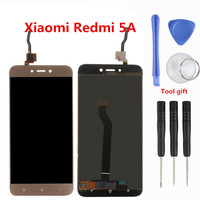 Atten Global Version For Xiaomi Redmi 5A LCD Display Touch Screen Test Good Digitizer Assembly Replacement