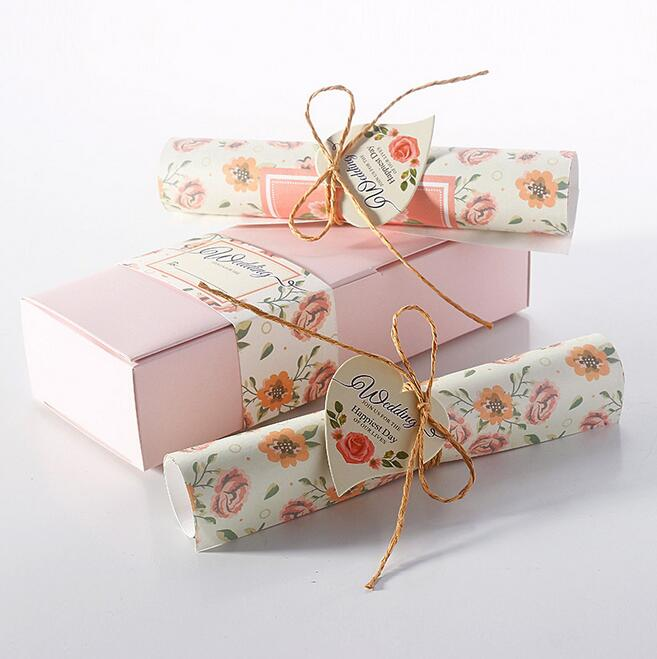 Online Buy Wholesale scroll wedding invitation from China scroll