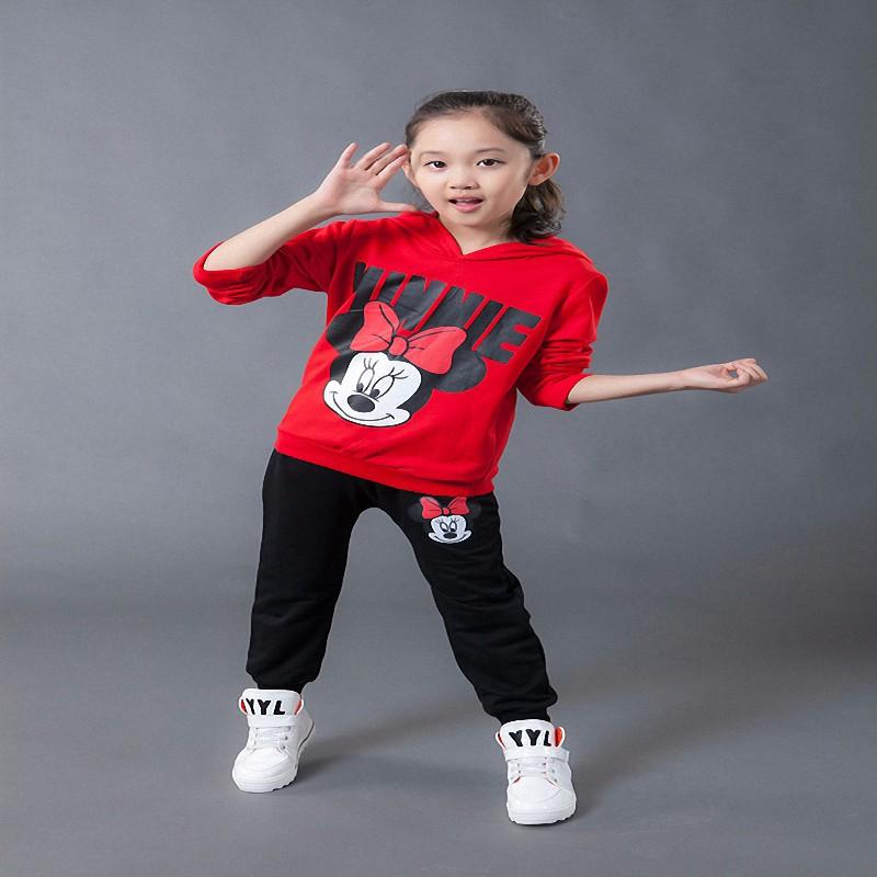 girl cartoon clothing set (4)