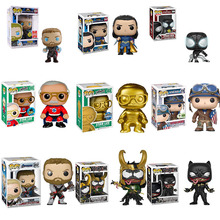 цена на FUNKO POP figures Marvel toys movie figura Thor action figure Limited collection doll model 335# kids gifts with box 10CM