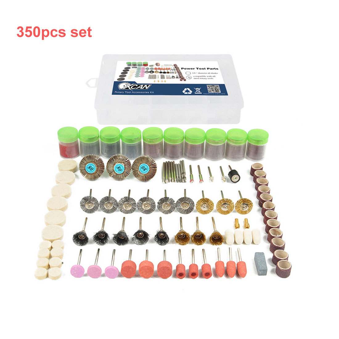 350pcs/lot 340pcs/lot Carving Rotary Tool Drill Bit Set Mini Drill Accessories Engraving Grinding Polishing Abrasive Tools 150pcs rotary tool accessories mini drill bit set