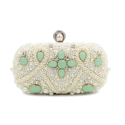 Long Emerald Clutch bags Women Luxury crystal Prom handbags Ladies Evening Bag Rhinestones pochette Party Purse Day Clutches excelsior new arrival day clutches bag purse clutch handbags shiny ultrathin women evening party bags gold sequins envelope bag