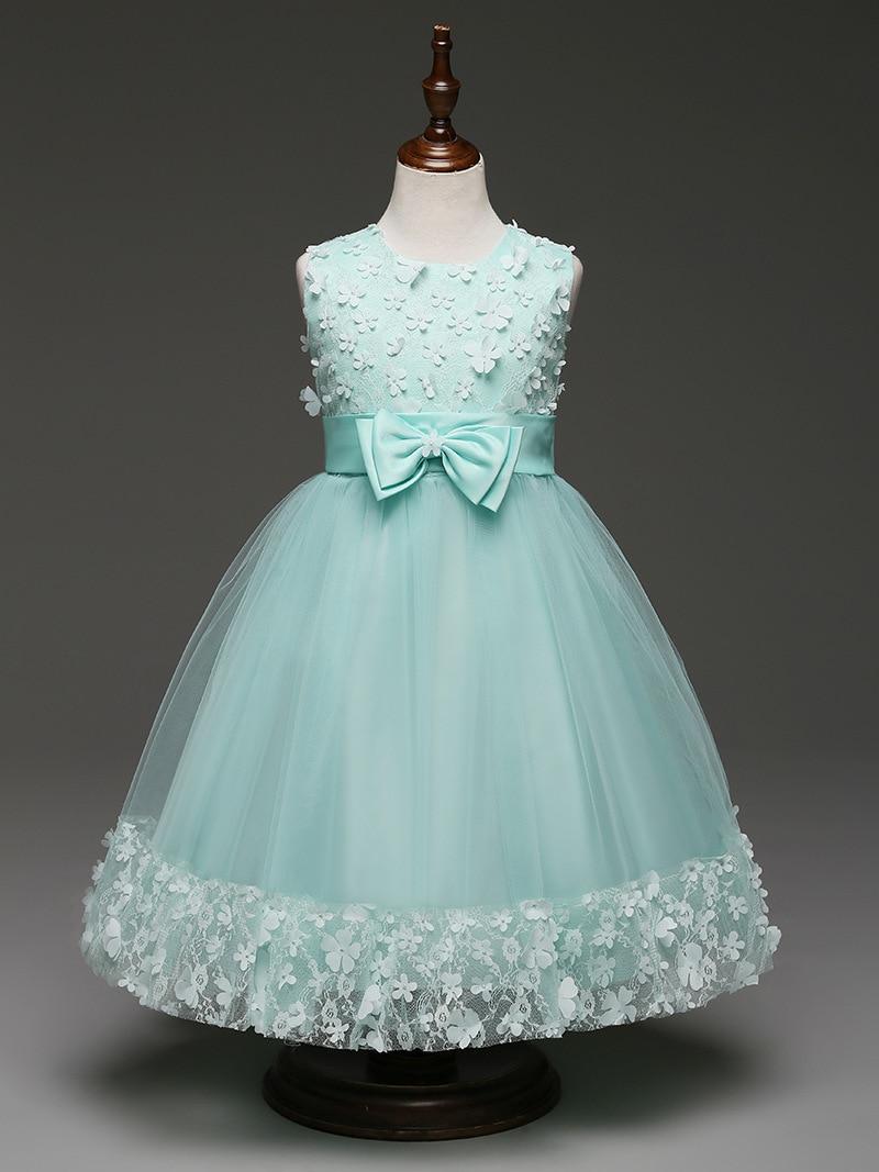 Children Knee Highs Lace Apliques Summer Princess Wedding Birthday ...