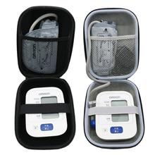 Estuche rígido de EVA para Omron 10 Series, Monitor de presión arterial de brazo inalámbrico, BP786 / BP785N/BP791IT, caja de almacenamiento de viaje