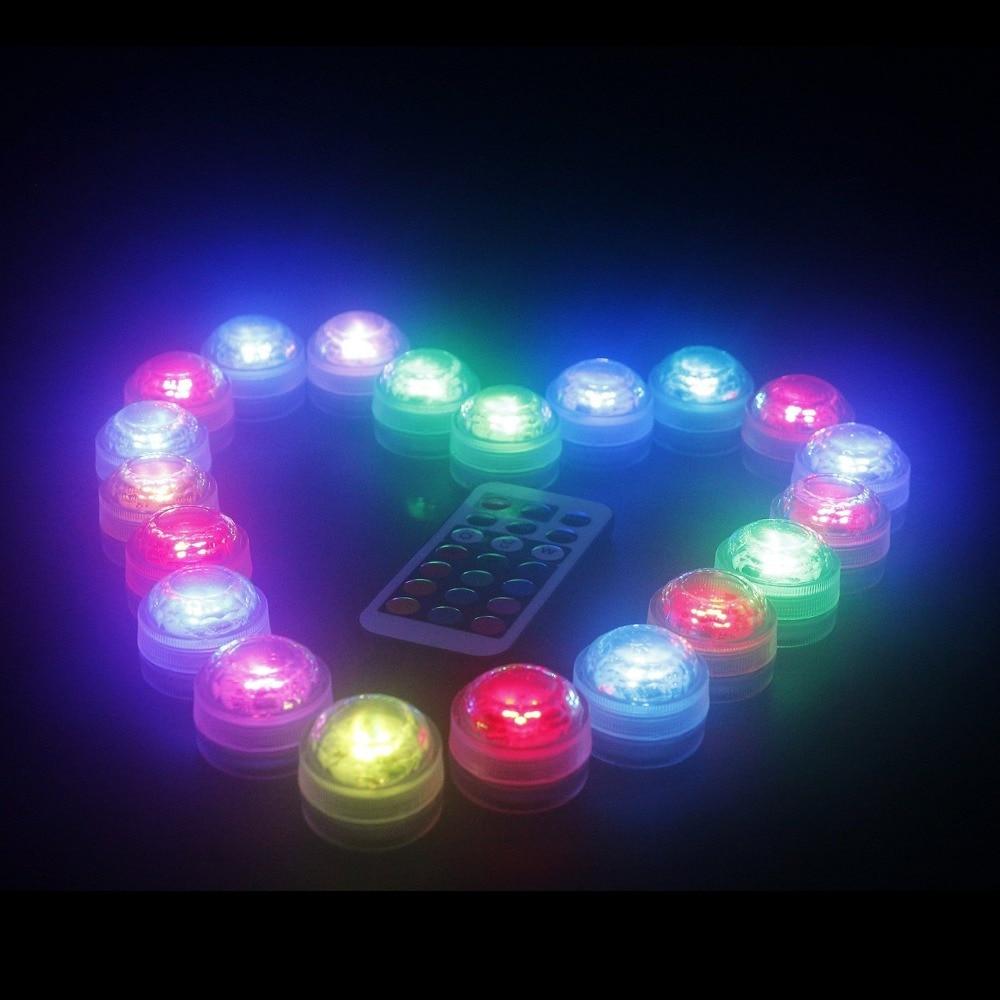 12pcs / Lot SUPER Bright Putih Putih Hangat LED Menara Perkahwinan - Pencahayaan perayaan - Foto 6