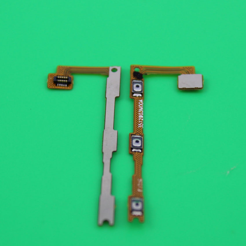 YuXi Power On/Off Key + <font><b>Volume</b></font> Up/Down Side Button <font><b>Flex</b></font> Cable for Xiaomi Max Mi Max Cell <font><b>Phone</b></font> Replacement Repair Parts