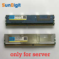 Per Hynix DDR2 4GB 2GB DDR2 667MHz PC2-5300 2Rx4 FUP ECC PC2-5300F FB-DIMM di RAM Solo Per Il Server di memoria RAMs Garanzia a vita