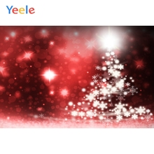 Yeele Wallpaper Red Glitter Backdrop Bokeh Lights Photography Personalized Photographic Backgrounds For Photo Studio