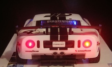 Led flashing light set for 1/10 1/8 RC  car RC truck  free shipping