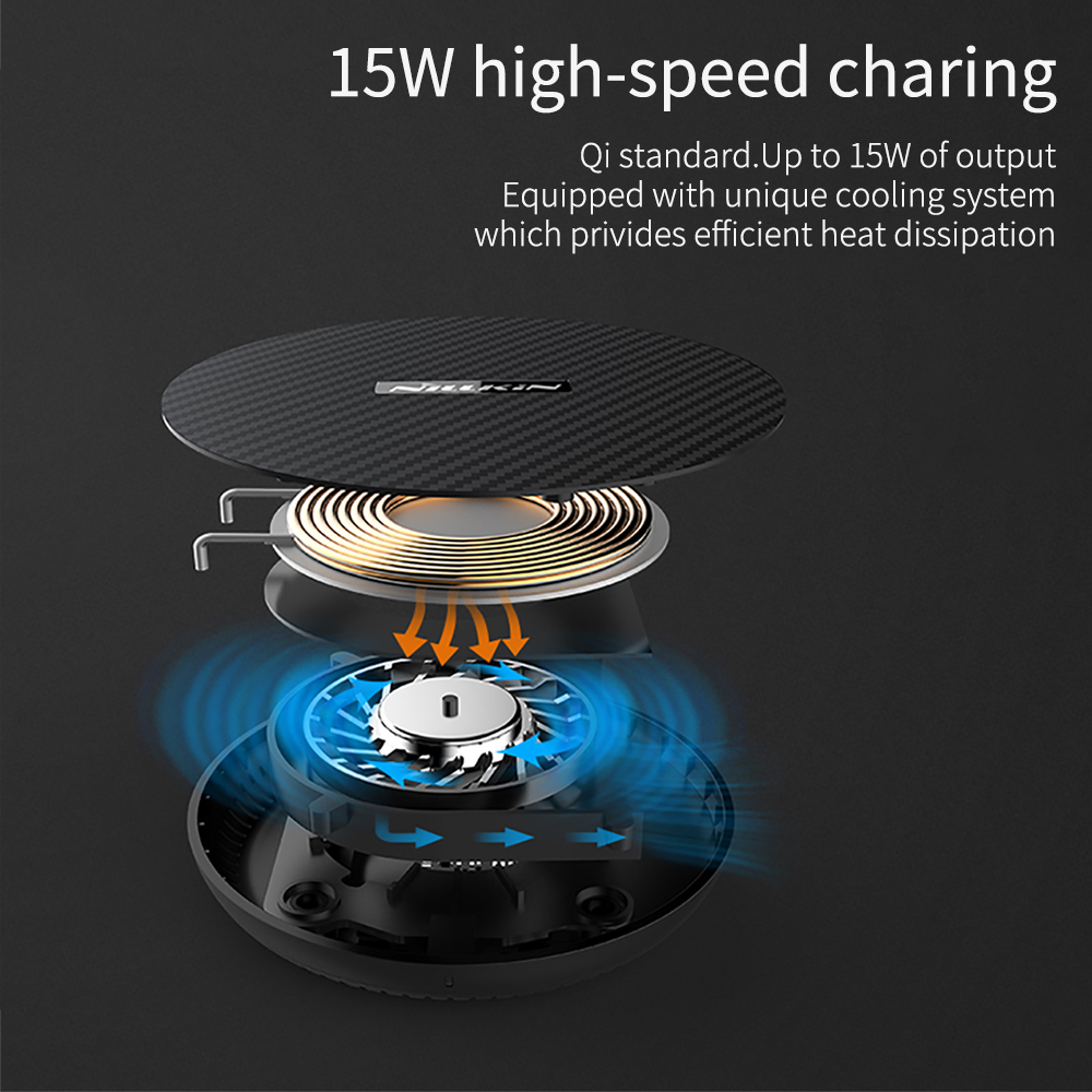 15W Fast Wireless Charger (5)
