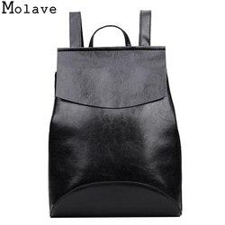 MOLAVE Backpack mochilas backpacks male Women Fashion School Style Travel tigernu Backpack Bag menino Mochila DEC1