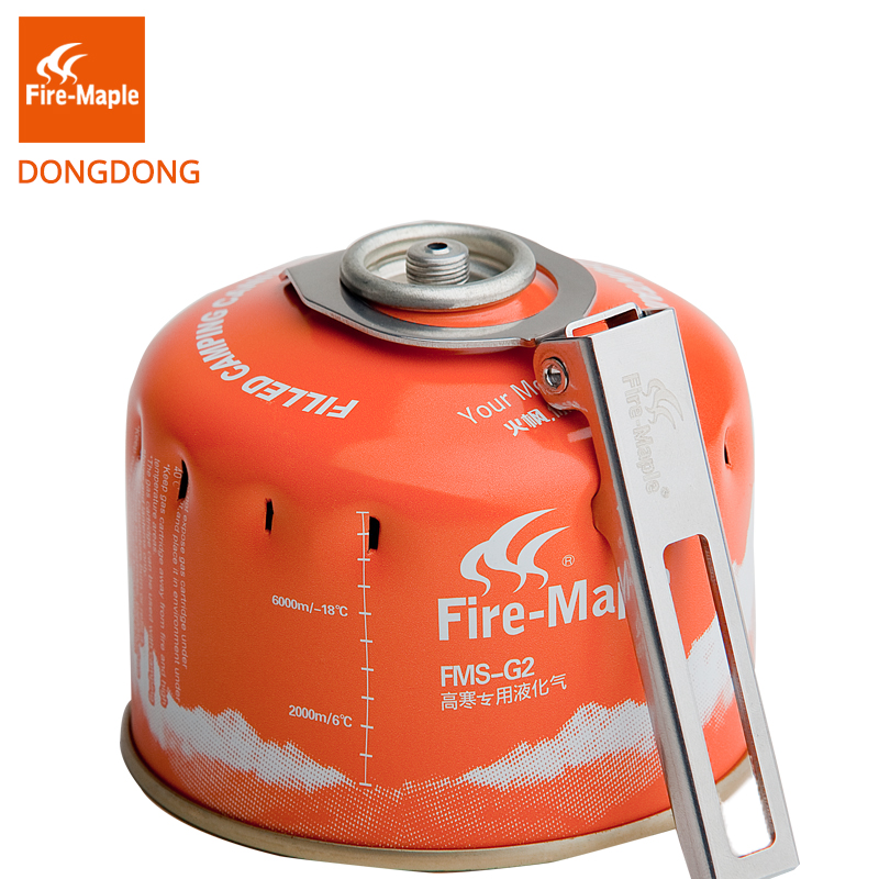 Fire Maple Stainless Steel Gas Canister Recycling Open Holes Tool