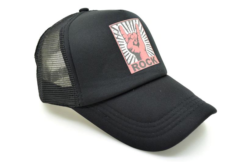 black trucker hat DSC_1646