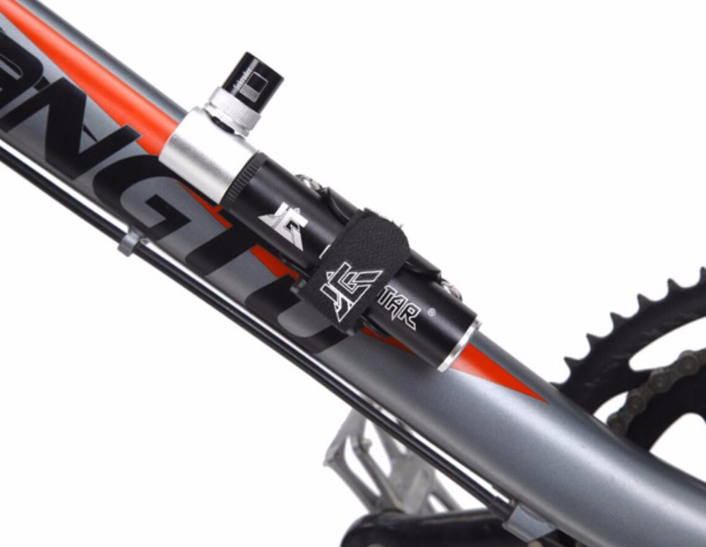 Good Quality Jg1015 Bike Mini Pump Aluminum Bicycle Mountain Bike