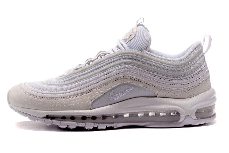 D'origine Nike Air Max chaussures de course de Sport baskets d'extérieur 97 Femmes Hauteur Croissante Classique Respirant Nike AirMax 97 OG