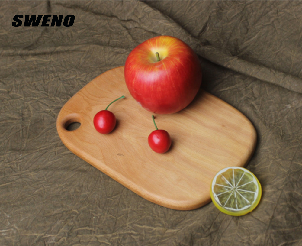 Tabla para servir Tabla Pizza de plato giratorio de 35  cm de madera ... 71766287077f