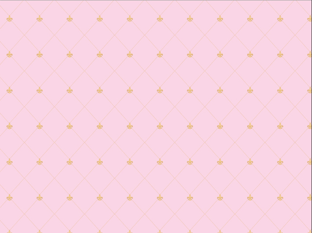 7x5ft Pink Diamond Crown Pattern Girl Baby Shower Custom Photo
