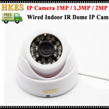 HD 1080p Motion Detect Free APP ONVIF H 264 IR Night Vision Network Surveillance Indoor Security