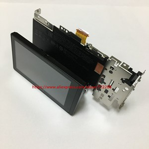Image 2 - Reparatie Onderdelen Voor Sony ILCE 6000 ILCE 6000L A6000 Lcd scherm Unit Met Flip Beugel Scharnier Flex Kabel