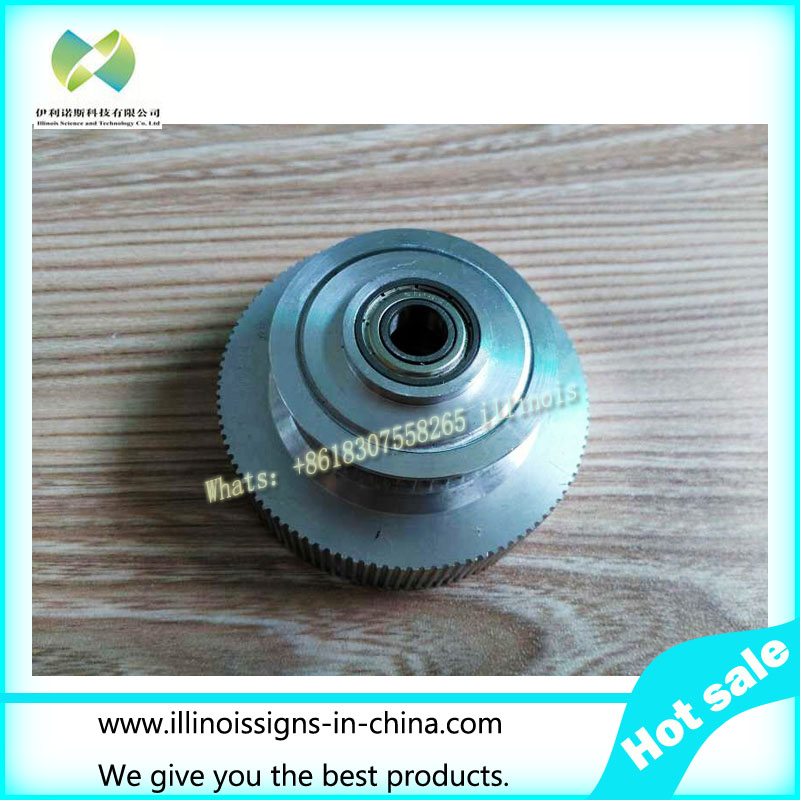 Good quality! belt pulley tower pulley for infiniti printer motor belt for infiniti x
