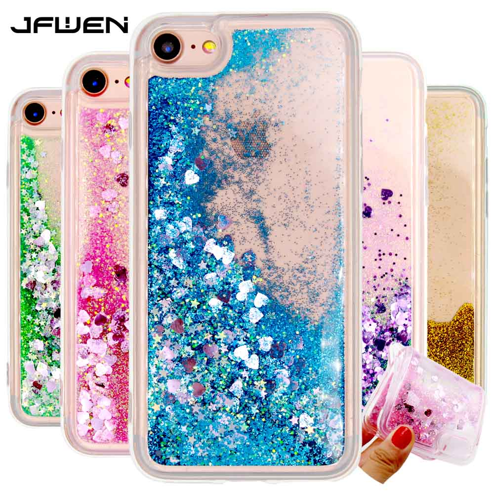 coque iphone xr glitter liquide