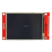 """2.8 """"240x320 SPI TFT LCD Port série Module + carte PCB adaptateur Micro SD ILI9341 3.3V en gros et livraison directe"""